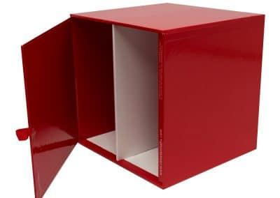 Large Custom Box with Magnetic Closure Cattelan