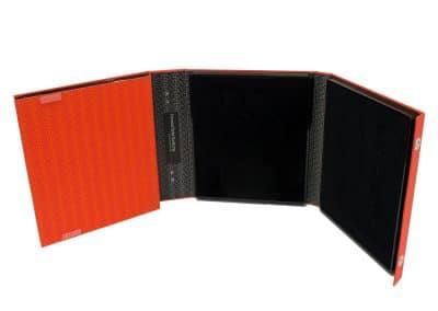 Casemade Film Laminated Marketing Sales Kit Formica