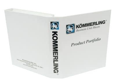 Casemade Sample Product Portfolio Kommerling