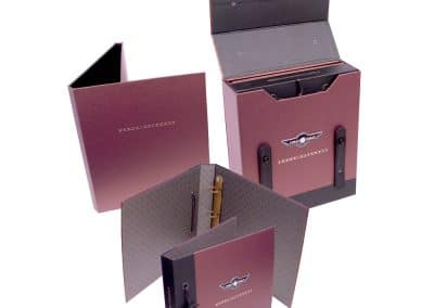 Casemade Promotional Box and Binder 114107SO