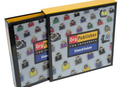 Casemade Slipcase and Binder Org