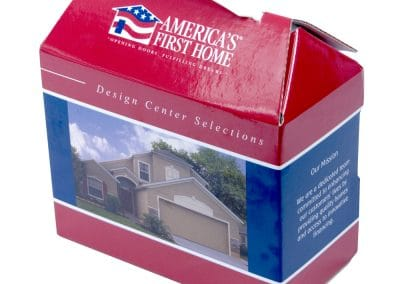 Corrugated Custom Shape Box 26489SD