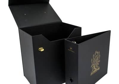 Casemade Box with Handle plus Binder SO119121