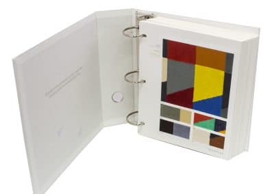 Sample Swatch Kit Binder Mometum-inside view-1354804WO