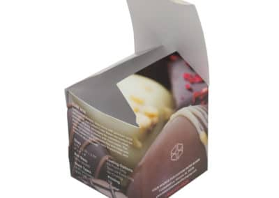 Vulcan Information Packaging Chocolate Paper Box