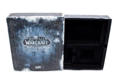 Video Game Box World War Craft